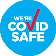 We're COVID-19 safe